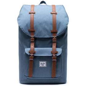Herschel Little America Selkäreppu, blue mirage crosshatch